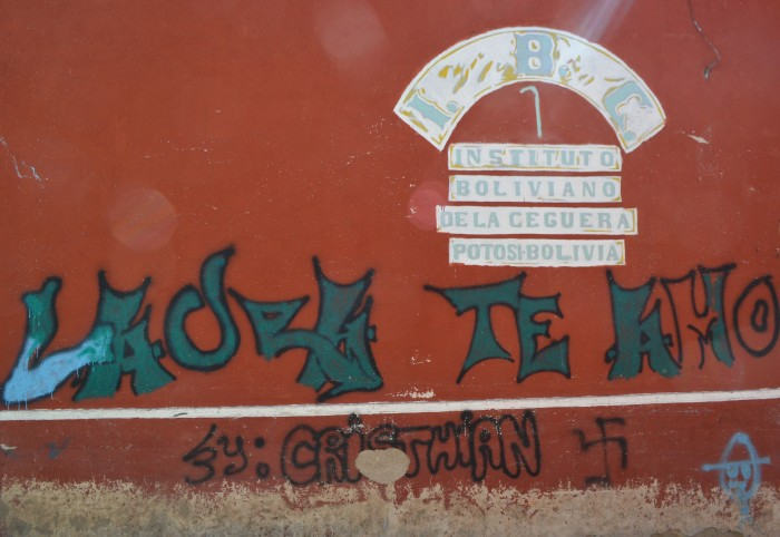 Grafitti callejero