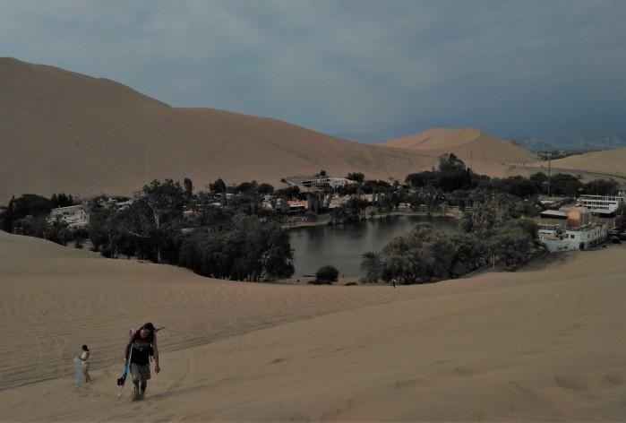 huacachina dunas