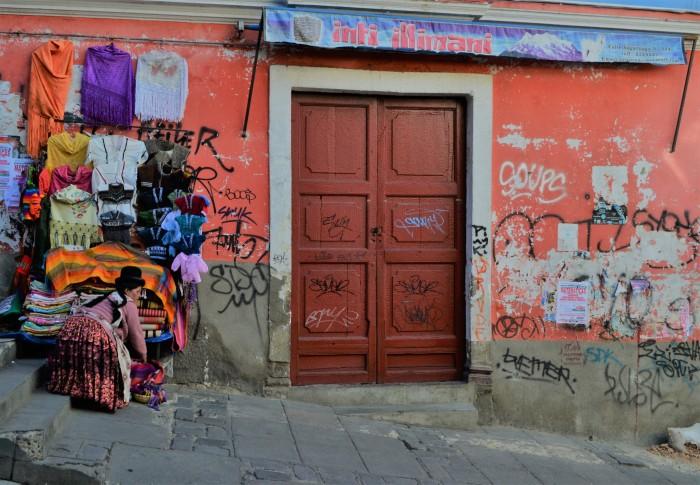 mercado alto bolivia