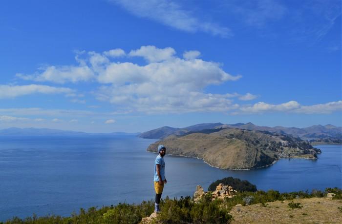 mirador isla del sol bolivia