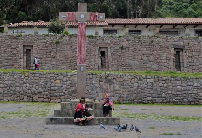 peruanas en acción