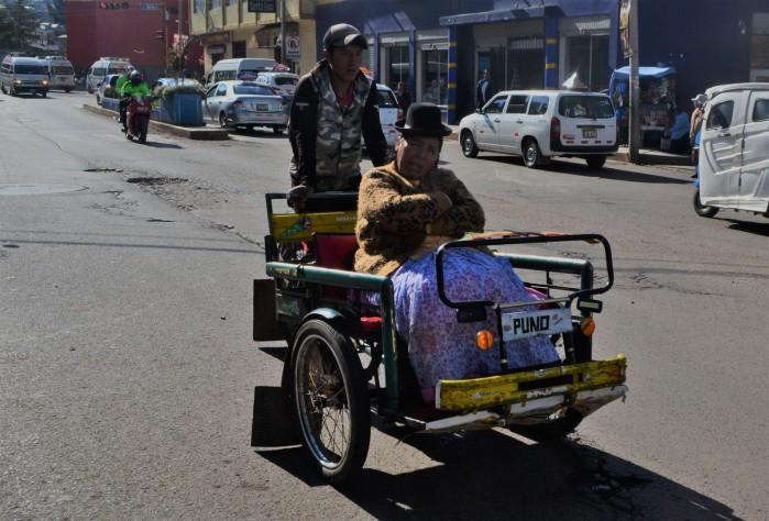 puno titicaca perú