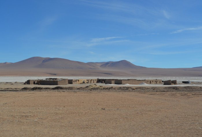 Refugio altiplano