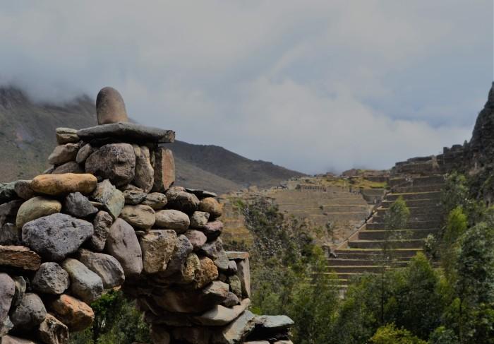 terrazas incas