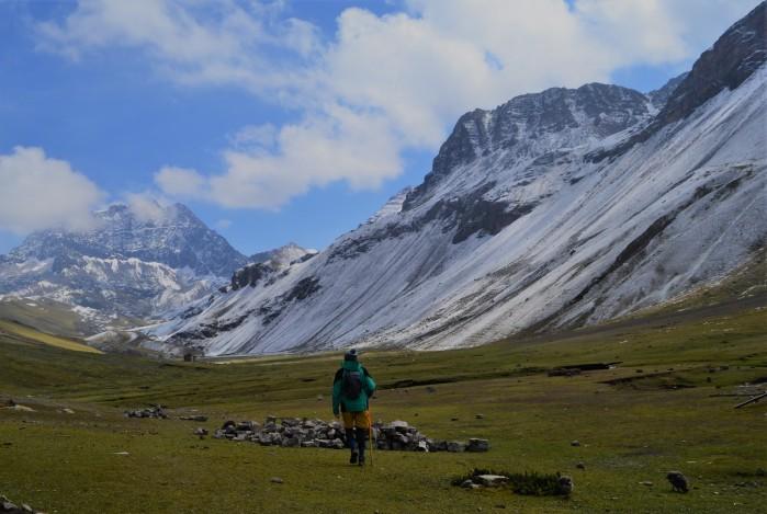 trekking montaña 7 colores