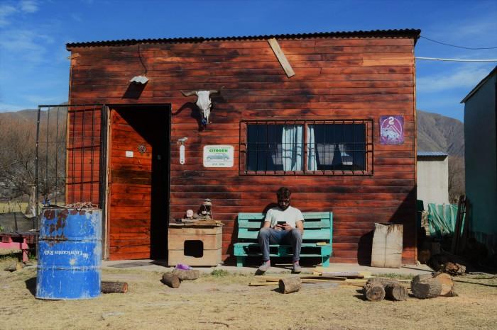 Alojamiento rural en Tafí del Valle