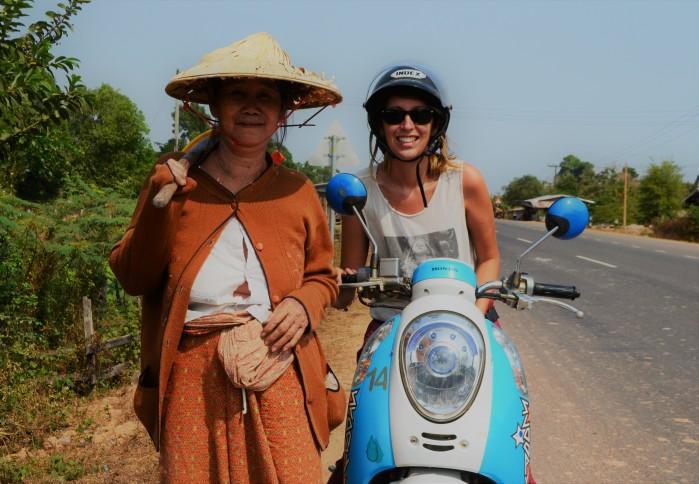 Laos en moto