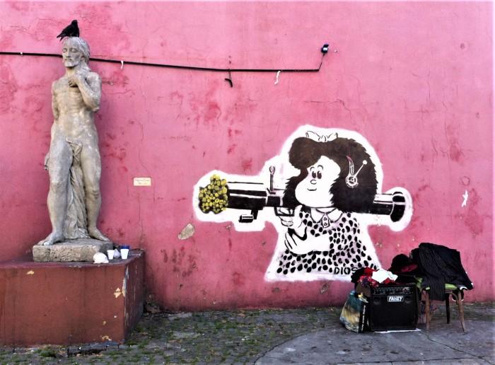 Mafalda La Boca