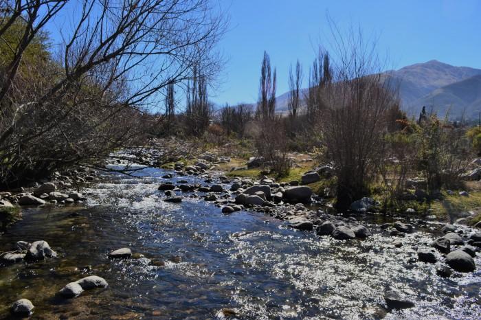 Río norte de Argentina