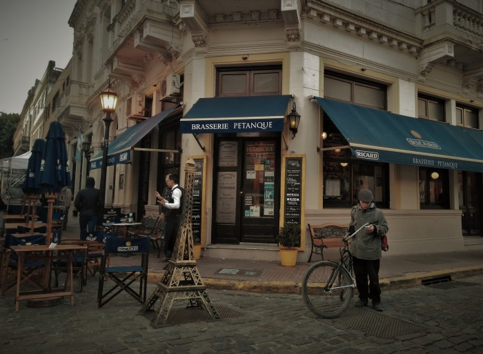 Restaurante francés Buenos Aires