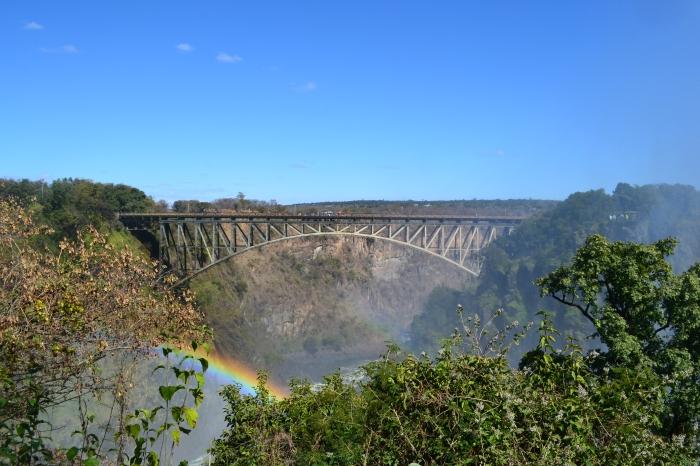 Puente Zambia Zimbawe