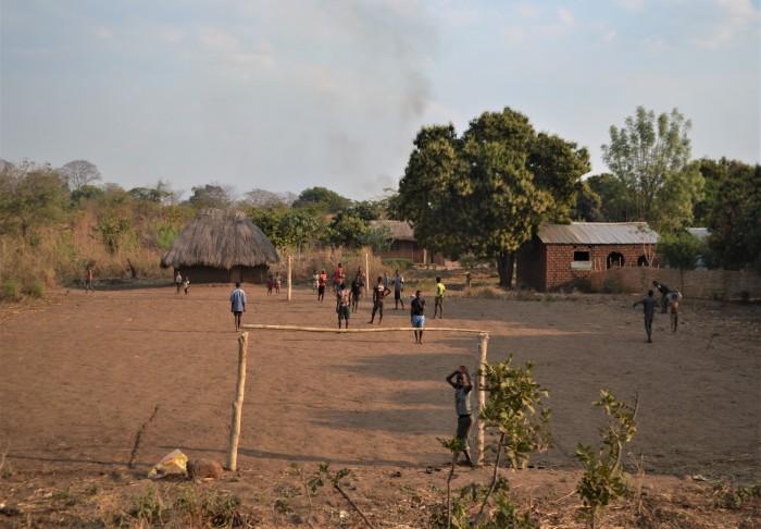 Fútbol callejero en África