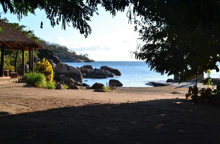 Lago Malaui Atardecer