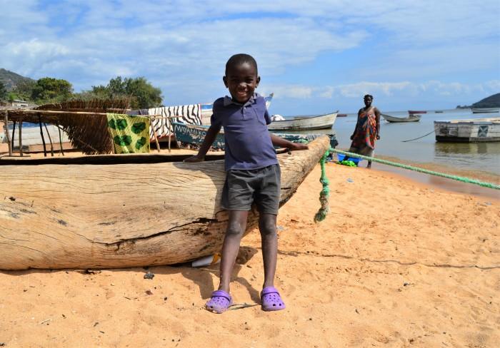 Local Lago Malaui