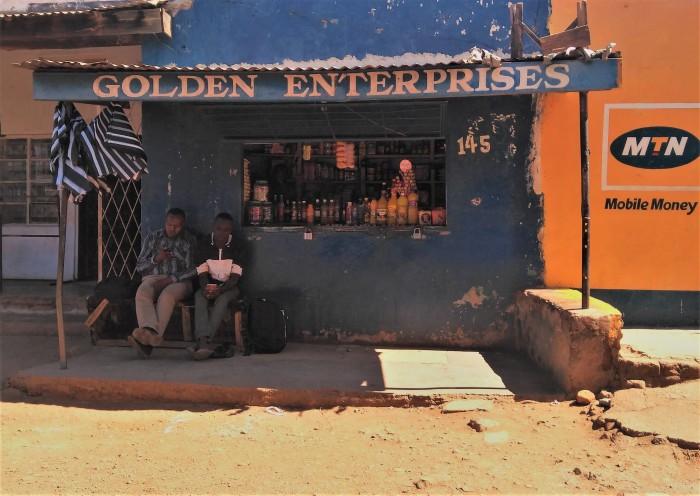 Mercado Livingstone