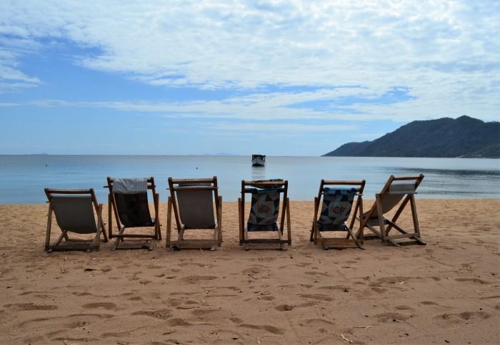 Playa lago Malaui