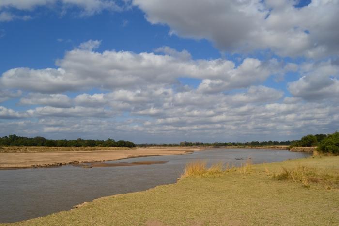 Río Zambeze Zambia