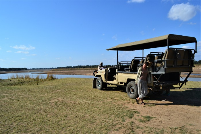 Safari en South Luangwa