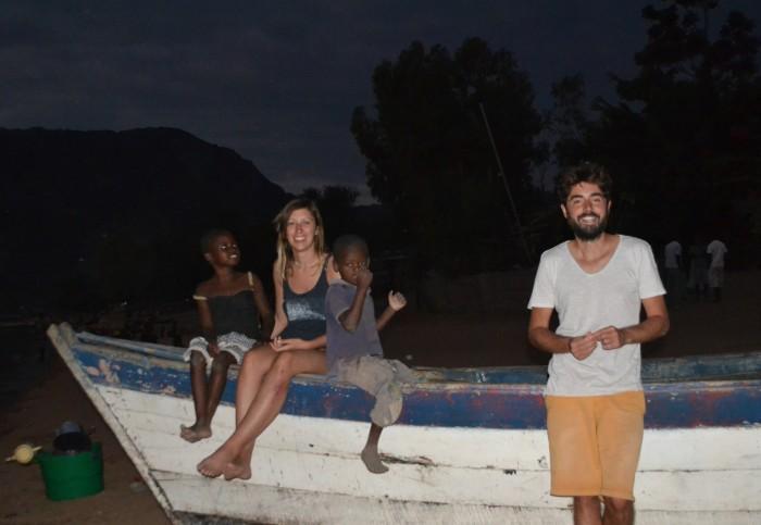 Sonrisas eternas en África