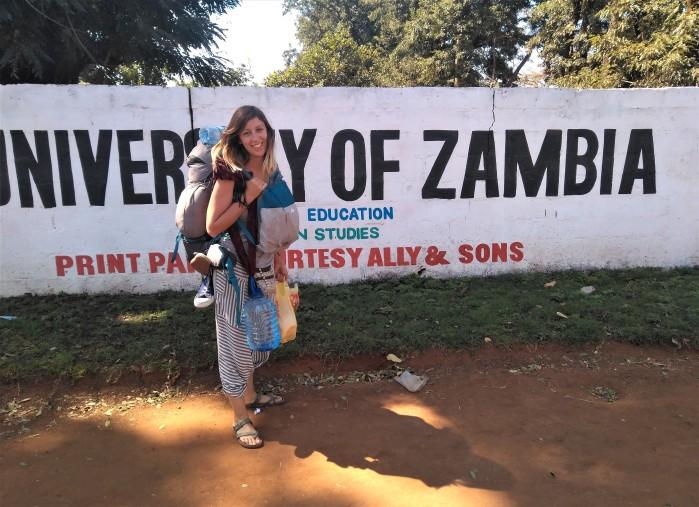 Universitaria de Zambia