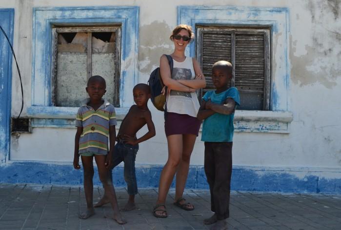 Amigos mozambiqueños