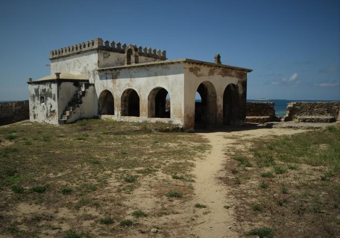 Edificio europeo más antiguo del hemisferio sur