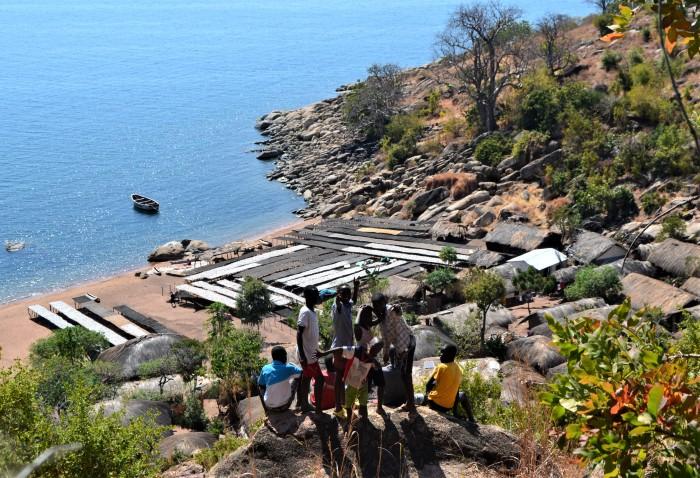 Mejor lugar del lago Malawi