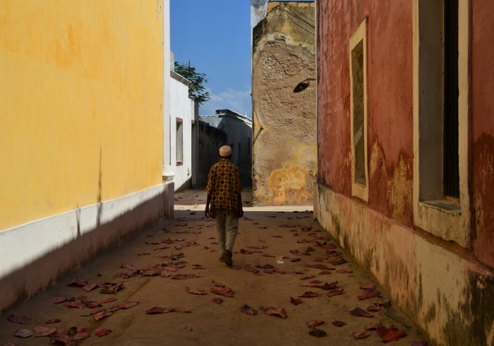 Paseando por la isla de Mozambique