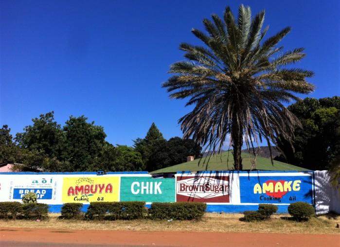 Publicidad de Zambia