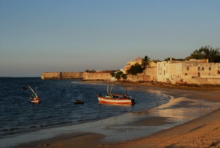Puerto de Isla de Mozambique