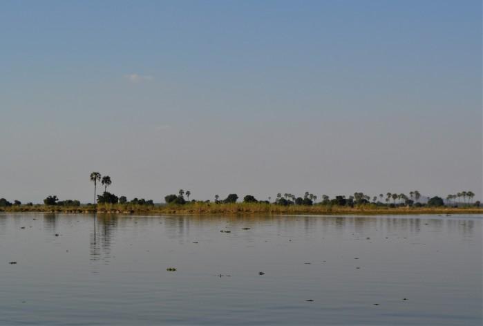 Safari por el río Liwonde