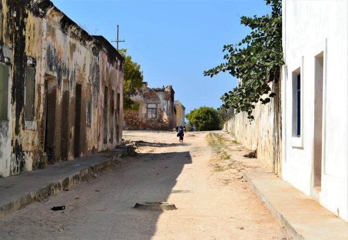 Stone town Mozambique