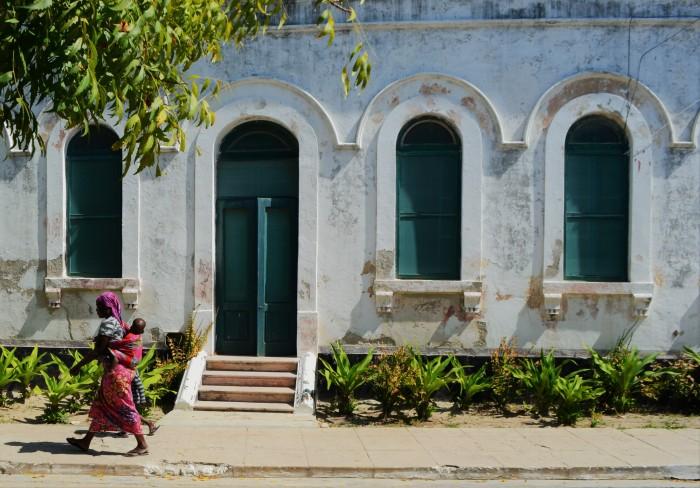 Alojamiento en Isla de Mozambique