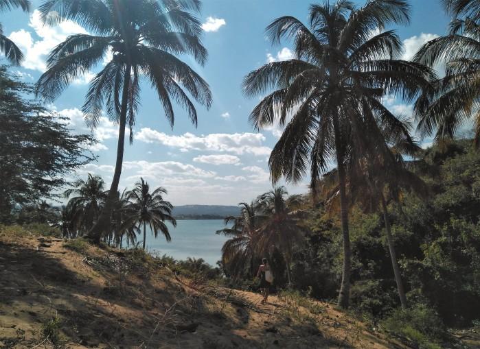 Llegar a Quissico, Mozambique
