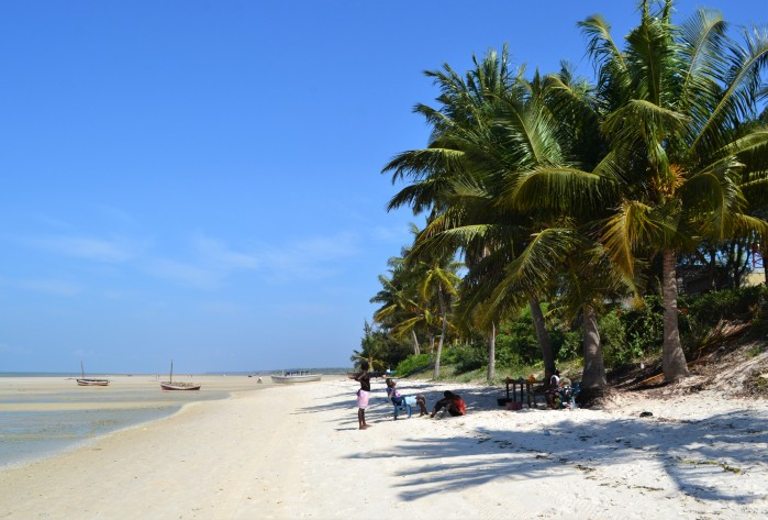 Mejor playa de Vilanculos
