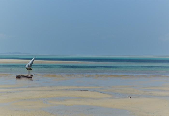 Paradisíaca playa de Vilanculos
