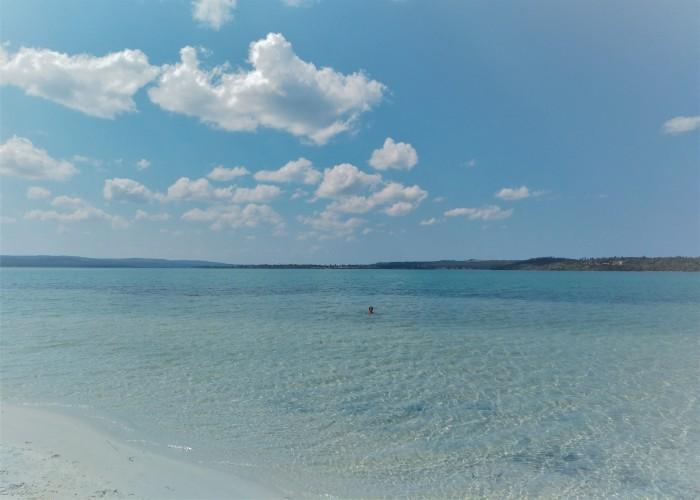 Playa de Quissico, Mozambique