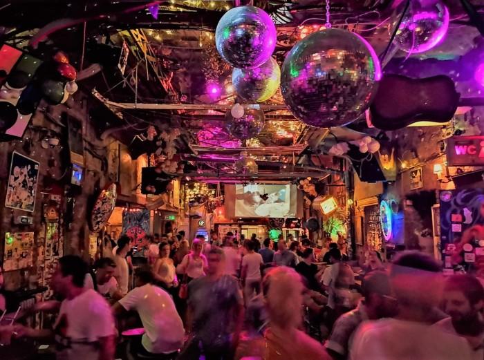mejor ruin bar de Budapest