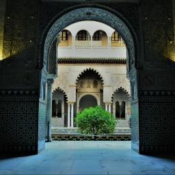 Tres días descalzos en Sevilla