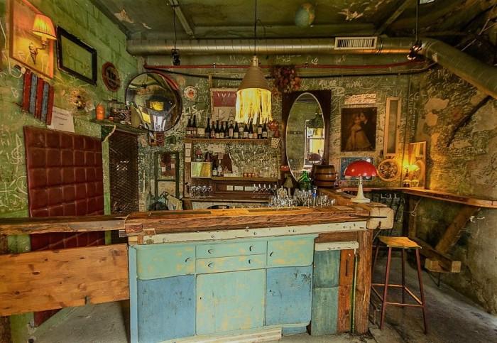 Szimpla Kert, mejor bar de Budapest