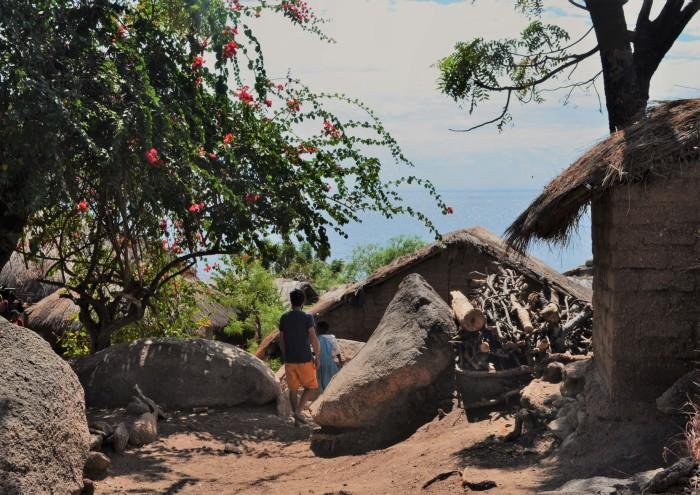 Poblado del Lago Malawi