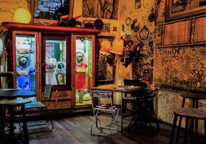 Mejor ruin bar Budapest