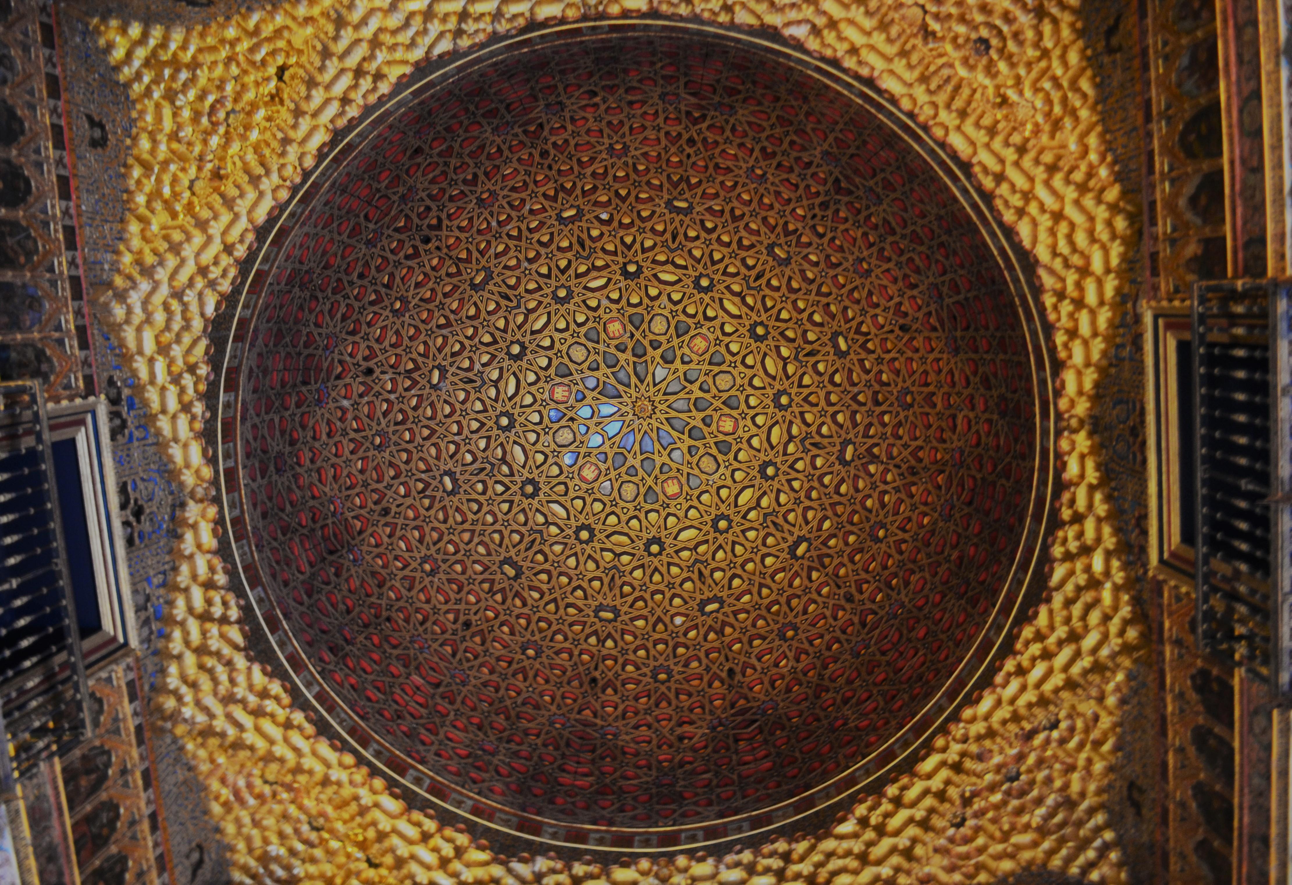 Cúpula del Alcázar