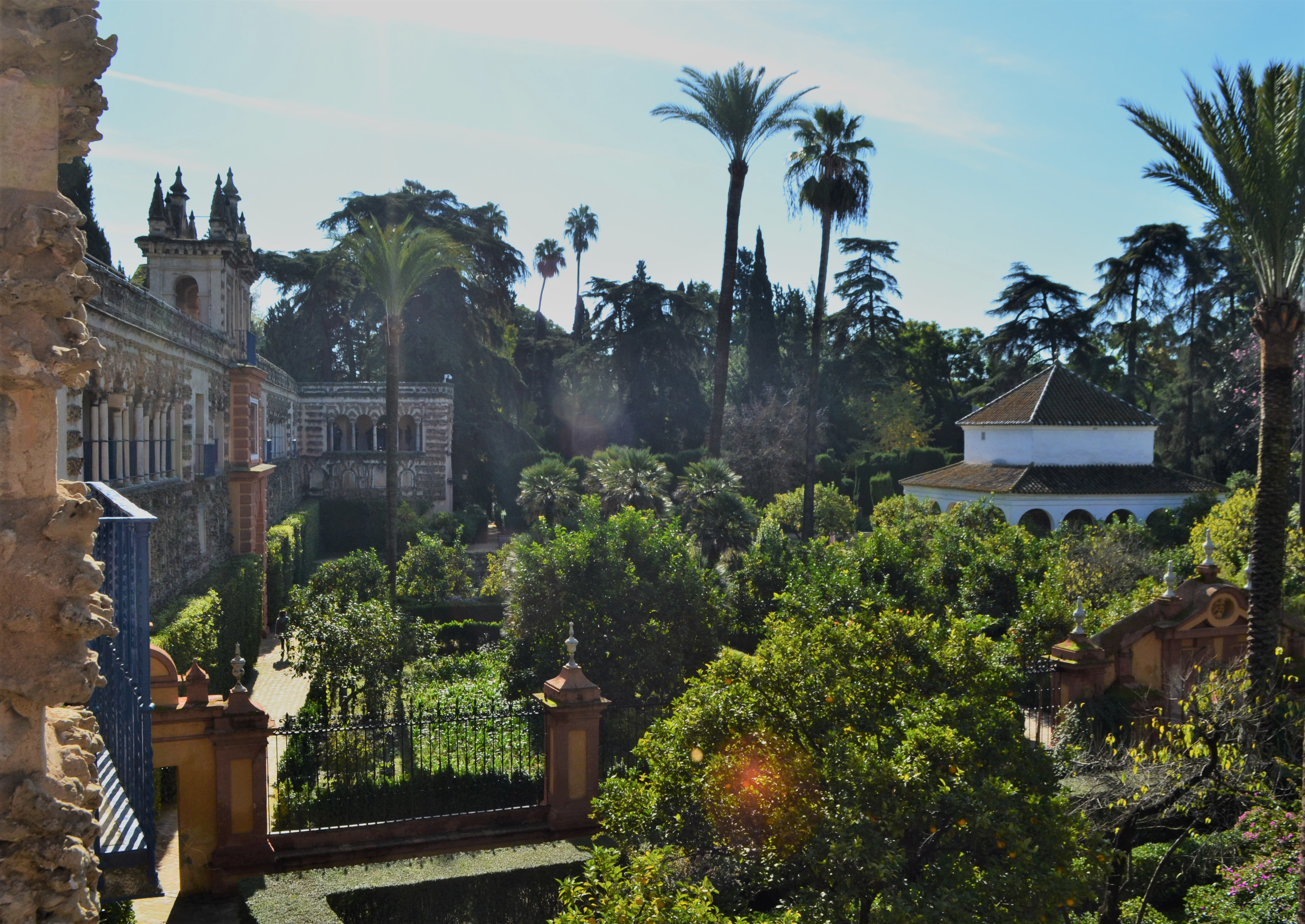 visitar alcázar de Sevilla