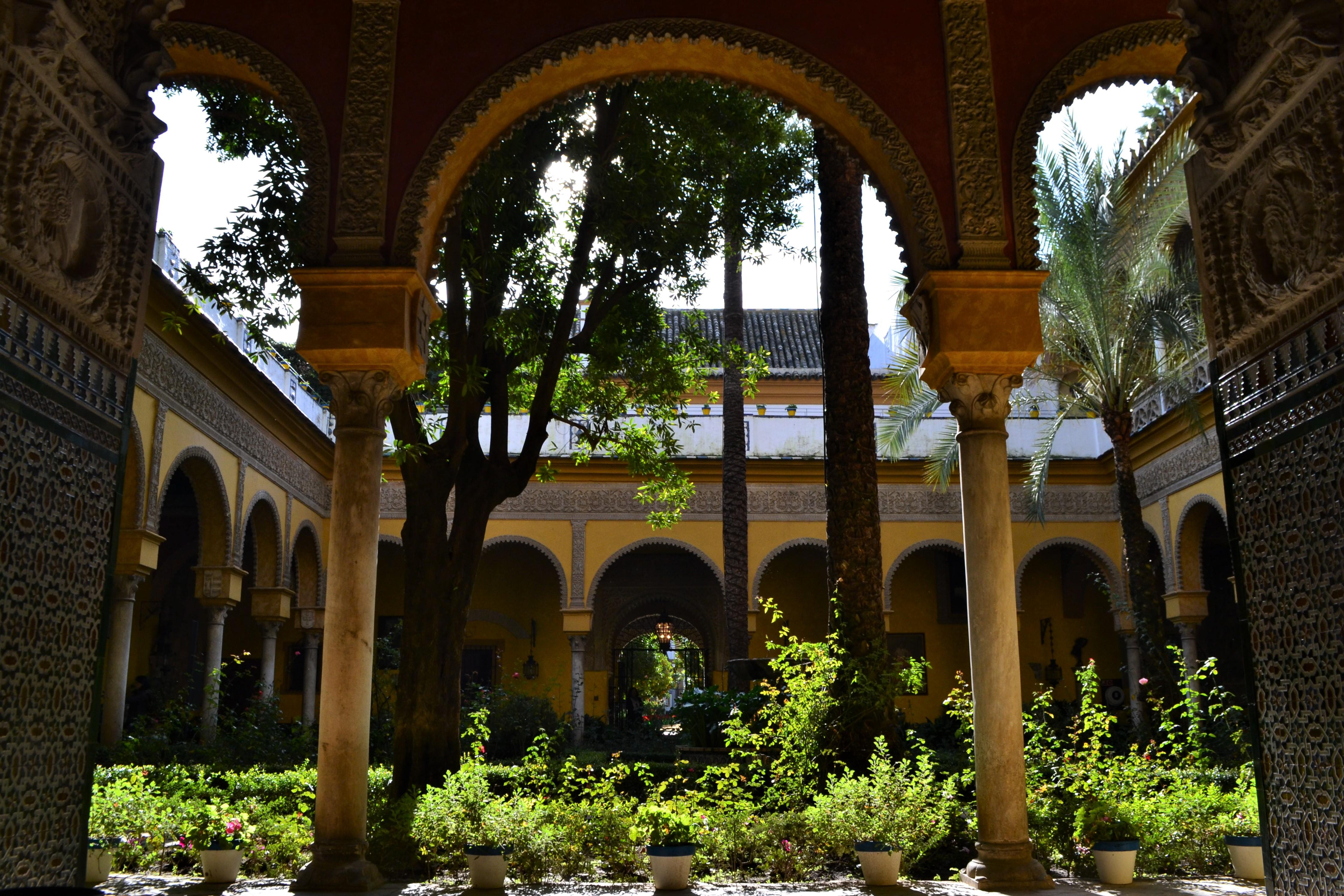 Viajar tres días en Sevilla