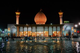 Viajar a Irán: cuando te quedas solo