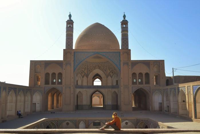 Mezquita de Irán