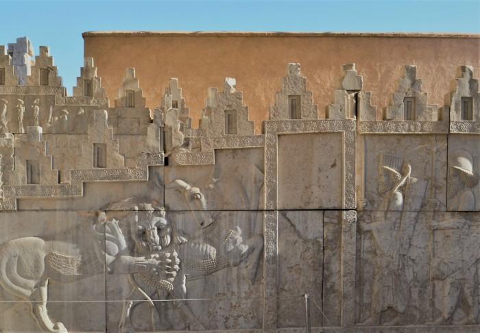 Ruinas de Persépolis Irán