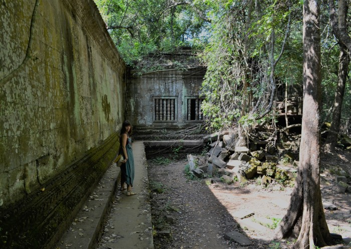 Beng Mealea ruinas