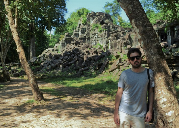Ruinas Camboya